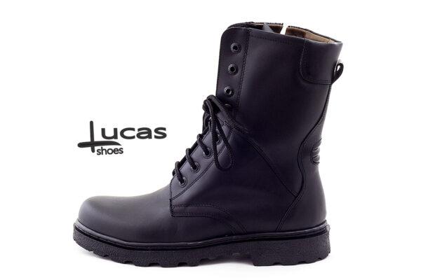 365 Bocanci din piele Lucas Shoes